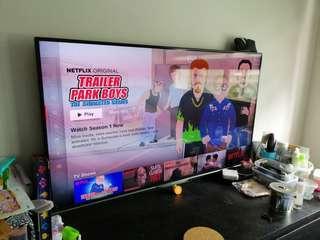 Philips 4K Ultra HD Smart TV 50''