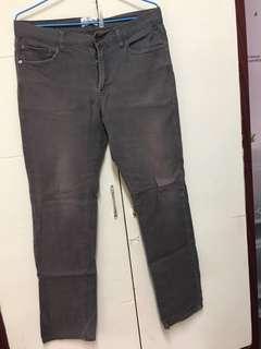 🚚 NET灰色長褲