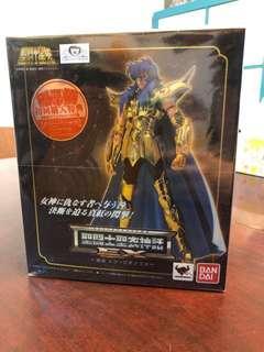 全新 靚盒 聖鬥士星矢 ex 聖衣神話 天蠍座 初回購入特典