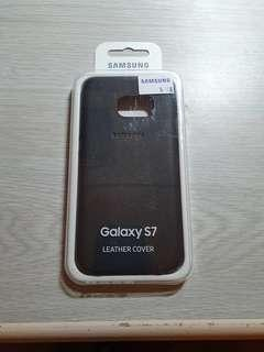 Samsung S7 Leather Case