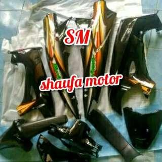Cover body full karisma X/D