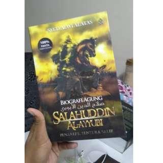 Biografi Agung Salahuddin Al- Ayyubi