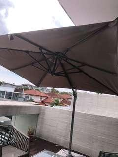 Patio umbrella outdoor