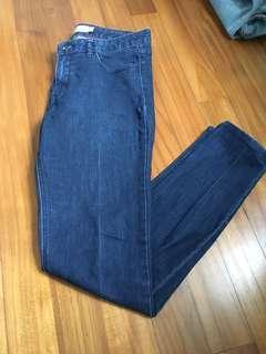 Giordano dark wash jeans