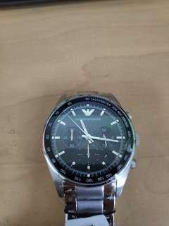 Armani ar5980 watch錶