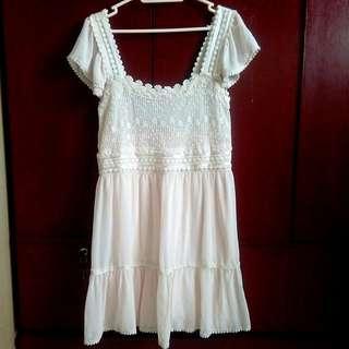 Pastel Baby Doll Dress
