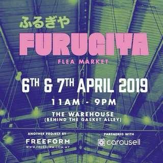 Flea market 6th Apr