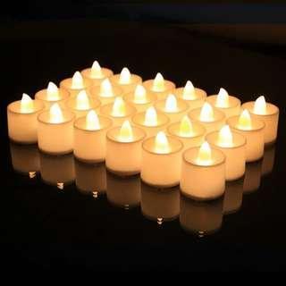 電子蠟燭 結婚擺設 求婚擺設