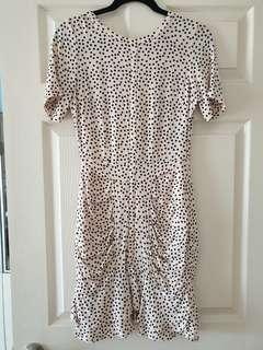 Oxford spot dress Size 8