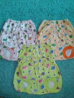 Celana Pop atau celana pendek Baby