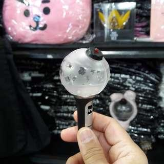 BTS ARMY BOMB OFFICIAL KEYRING