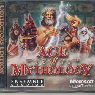 Age of Mythology (2 Disc Set) PC GAME *