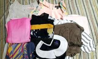 Bundle Branded top-Dress&pants