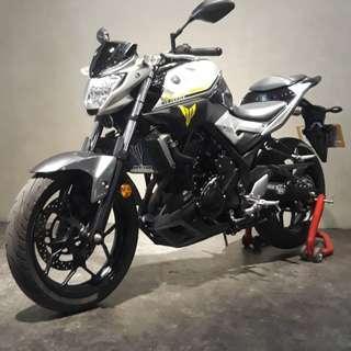 Yamaha MT-03 (0元交車~月付3500馬上擁有)