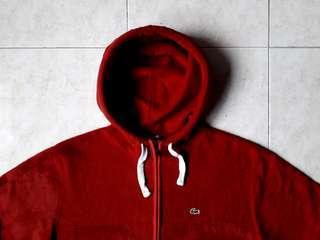 LACOSTE hoodies (Authentic)