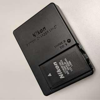 Nikon MH-27 and EN-EL20 Lithium Ion Battery for Coolpix A