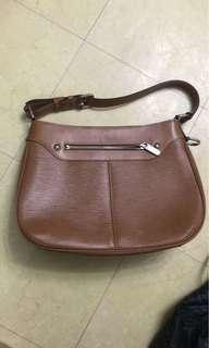 Louis Vuitton khaki handbag