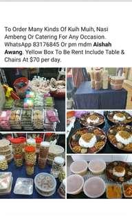 Catering For All Occasion At Affordable Prices