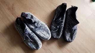 Sneakers 2 pairs