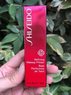 Shiseido Refining Makeup Primer Mini