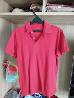 Polo Shirt Pull and Bear ( Preloved )