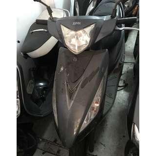 【機車批發】2011年 三陽 GT 125 分期1000元交車 歡迎現場試車 新北 中和