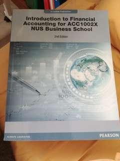 Introduction to Financial Accounting for ACC1002X NUS Business School 2nd Edition