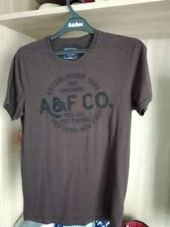 T Shirt Abercrombie & Fitch New