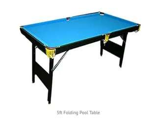 BN Foldable Pool Table