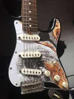 🚚 1999 Fender Stratocaster MIA