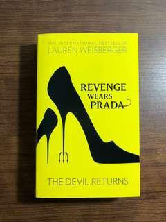 🚚 二手書/英文書籍/Revenge Weas Prada—The Devil Returns