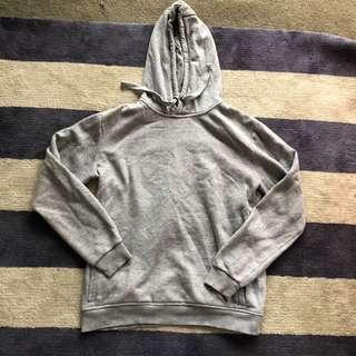 Grey hoodie size small
