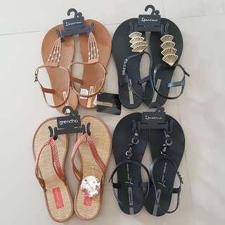 Ipanema grendha sandals slippers melissa