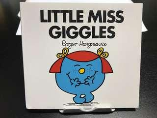 🚚 Little Miss Giggles - McDonald's Happy Meal