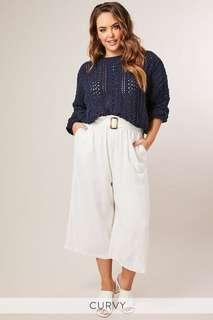 Culottes / Wide Leg Pants