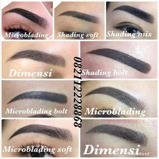 Sulam alis,bibir,eyeliner,& veneer gigi