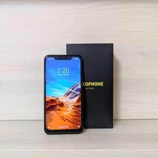 Xiaomi Pocophone F1 6GB+64GB Graphite Black