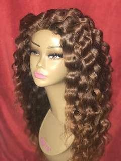 Copper Wig