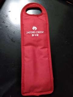 🚚 傑卡斯/紅酒/單瓶提袋/保冷提袋/提袋