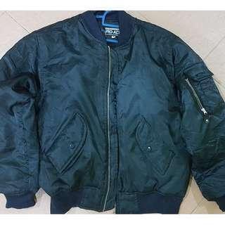 Pro-act bomber jacket