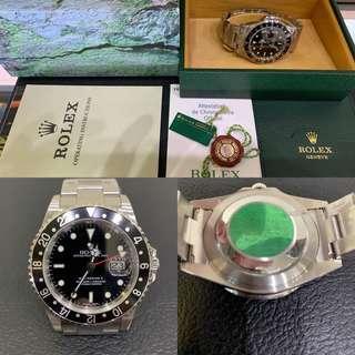 Rolex GMT Master 2, 16710