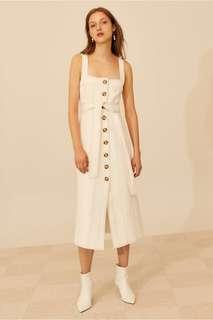 Cameo Devoted Midi Dress XXS