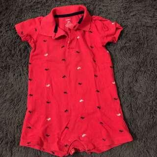 Baju anak jumper baby carters 2 th