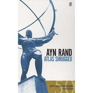 🚚 Atlas Shrugged by Ayn Rand