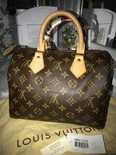 Authentic Speedy 25