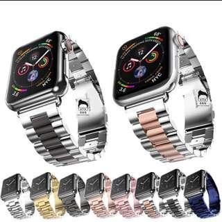 Apple Stainless Steel Watch Strap for 38mm/40mm S 1to 4