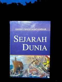 Buku pengetahuan sejarah dunia
