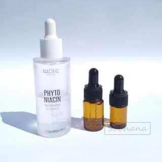 (ORIGINAL SHARE IN JAR) Nacific Phyto Niacin Whitening Essence
