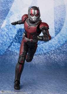 VERY RARE & HOT! *Urgent Pre-Order* Bandai Tamashii Japan Marvel Avengers End Game S.H.Figuarts SHF Ant-Man Figure (Japan Version)!