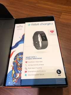 Tristan Eaton Fitbit Charge 2
